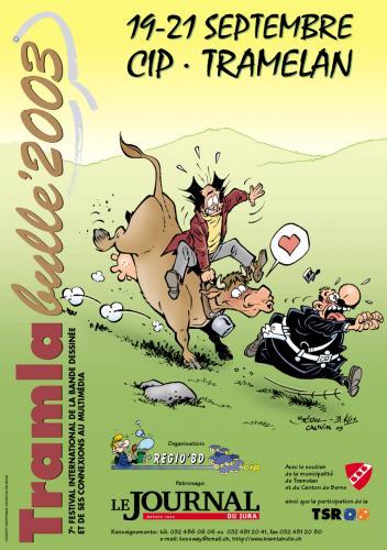 Affiche 2003