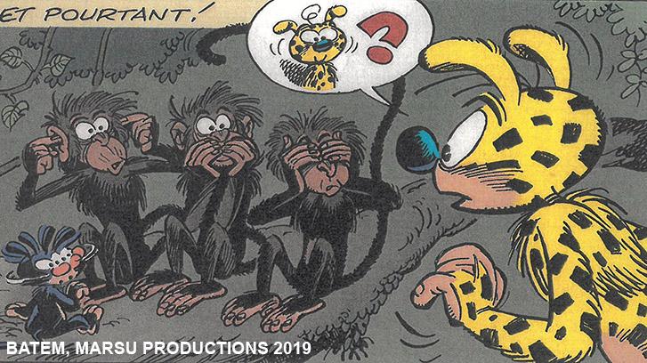 Exposition interactive «Déguster la bande dessinée à travers les cinq sens»